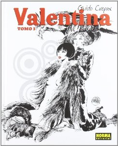 Portada de VALENTINA. TOMO 3 (VALENTINA#2)