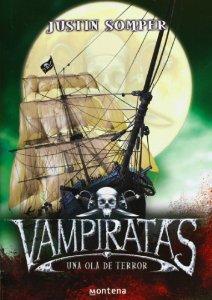 Portada de VAMPIRATAS II: UNA OLA DE TERROR