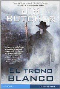 EL TRONO BLANCO (LA SAGA DE HARRY DRESDEN #9)