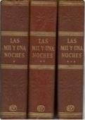 LAS MIL Y UNA NOCHES ( 3 VOLUMENES)