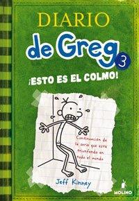 Portada de DIARIO DE GREG 3: ¡ESTO ES EL COLMO!