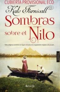 Portada de SOMBRAS SOBRE EL NILO