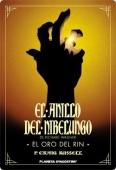 Portada de EL ORO DEL RIN (EL ANILLO DEL NIBELUNGO#1)