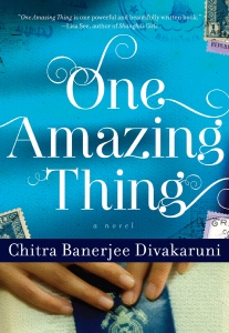 Portada de ONE AMAZING THING