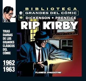 BIBLIOTECA GRANDES DEL CÓMIC. RIP KIRBY 10 (RIP KIRBY#10)