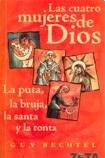 Portada de LAS CUATRO MUJERES DE DIOS