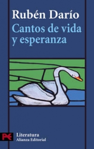 Portada de CANTOS DE VIDA Y ESPERANZA