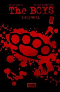 Portada de THE BOYS INTEGRAL 2