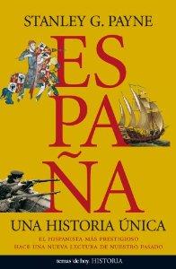 Portada de ESPAÑA. UNA HISTORIA ÚNICA