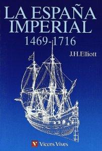 Portada de LA ESPAÑA IMPERIAL 1469-1716