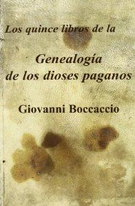 LOS QUINCE LIBROS DE LA GENEALOGÍA DE LOS DIOSES PAGANOS