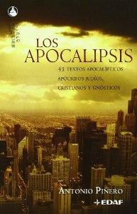 Portada de LOS APOCALIPSIS. 45 TEXTOS APOCALÍPTICOS, APÓCRIFOS JUDÍOS, CRISTIANOS Y GNÓSTICOS