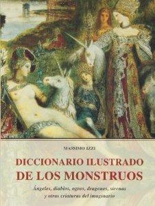 Portada de DICCIONARIO ILUSTRADO DE LOS MONSTRUOS