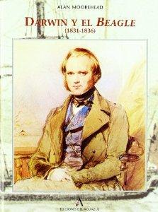 Portada de DARWIN Y EL BEAGLE (1831-1836)