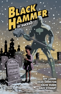 BLACK HAMMER: EL SUCESO