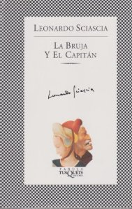 Portada de LA BRUJA Y EL CAPITAN