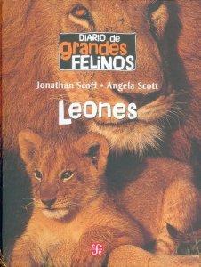 Portada de DIARIO DE GRANDES FELINOS: LEONES