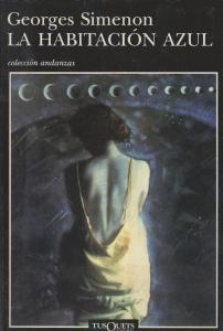 Resultado de imagen para La habitación azul – Georges Simenon