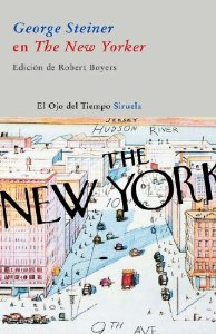 Portada de GEORGE STEINER EN THE NEW YORKER