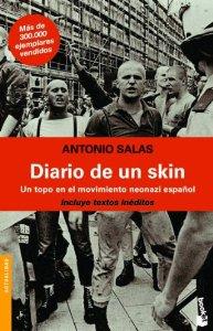 Portada de DIARIO DE UN SKIN: UN TOPO EN EL MOVIMIENTO NEONAZI ESPAÑOL