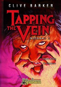 Portada de TAPPING THE VEIN (VOL. 2)