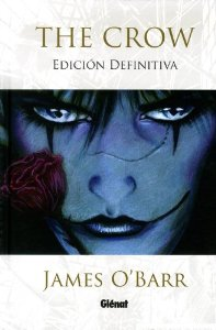 Portada de THE CROW. EDICIÓN DEFINITIVA