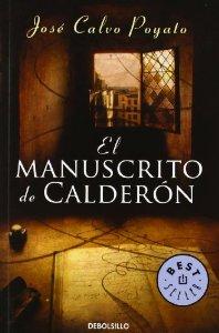 Portada de EL MANUSCRITO DE CALDERÓN