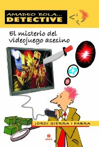 EL MISTERIO DEL VIDEOJUEGO ASESINO. AMADEO BOLA DETECTIVE