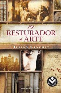 Portada de EL RESTAURADOR DE ARTE (EL ANTICUARIO #2)