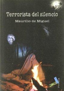 Portada de TERRORISTA DEL SILENCIO