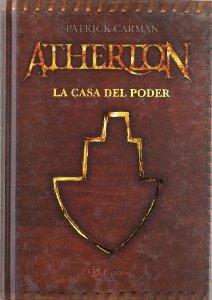 Portada de ATHERTON. LA CASA DEL PODER