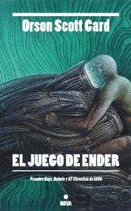 Portada de EL JUEGO DE ENDER