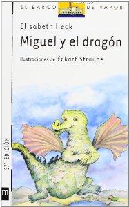 Portada de MIGUEL Y EL DRAGÓN
