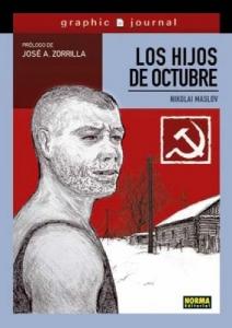 Portada de LOS HIJOS DE OCTUBRE
