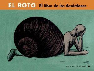 Portada de EL LIBRO DE LOS DESORDENES