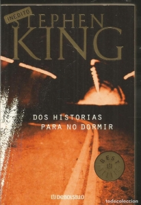 Portada de DOS HISTORIAS PARA NO DORMIR