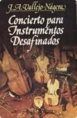 Portada de CONCIERTO PARA INSTRUMENTOS DESAFINADOS