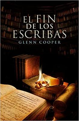 Portada de EL FIN DE LOS ESCRIBAS (WILL PIPER #3)