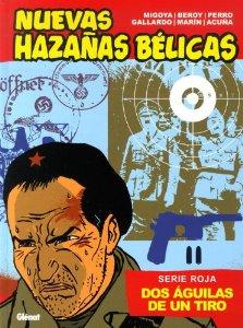NUEVAS HAZAÑAS BÉLICAS - SERIE ROJA. DOS ÁGUILAS DE UN TIRO (NUEVAS HAZAÑAS BÉLICAS#1)
