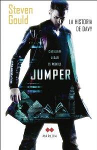 Portada de JUMPER (I). LA HISTORIA DE DAVY