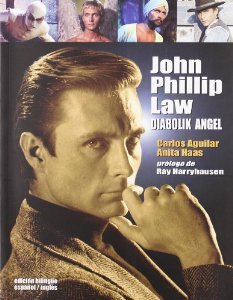Portada de JOHN PHILLIP LAW DIABOLIK ANGEL