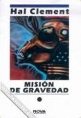Portada de MISIÓN GRAVEDAD