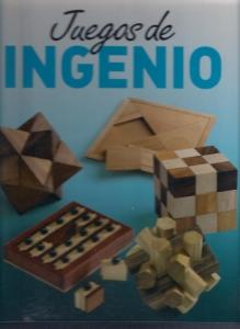 Portada de JUEGOS DE INGENIO 1
