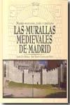 Portada de LA MURALLAS MEDIEVALES DE MADRID