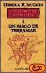 Portada de UN MAGO DE TERRAMAR (LOS LIBROS DE TERRAMAR #1)