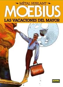 MÉTAL HURLANT: LAS VACACIONES DEL MAYOR (MÉTAL HURLANT MOEBIUS#5)