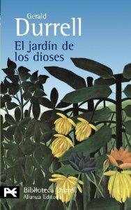 Portada de EL JARDÍN DE LOS DIOSES (TRILOGÍA DE CORFÚ #3)