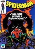 Portada de SPIDERMAN Vol.1 Nº 9 - Forum