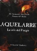 Portada de AQUELARRE, LA ISLA DEL FUEGO (AQUELARRE #1)