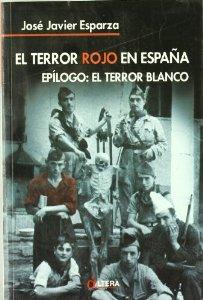 Portada de EL TERROR ROJO EN ESPAÑA